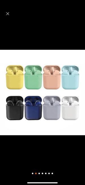 Bluetooth earbuds headphones for Sale in Buffalo Grove, IL