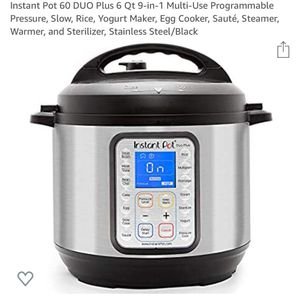 Instant Pot! for Sale in Columbus, OH