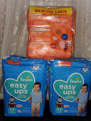 Easyup bundle for Sale in NEW CARROLLTN, MD
