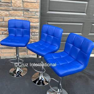 New 3 Blue Stools for Sale in Orlando, FL