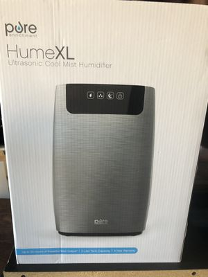 HUME XL ultrasonic cool mist humidifier for Sale in Vacaville, CA