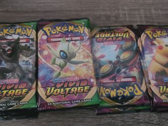 Vivid Voltage Single Booster Packs ×14 for Sale in Long Beach,  CA