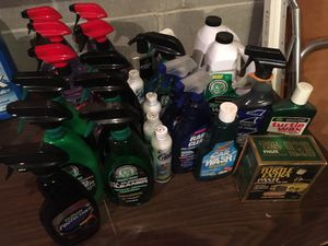 Car wash and detail items for Sale in Kennesaw, GA
