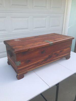Antique Cedar Blanket Chest, Bench, Table, Storage for Sale in Riverside, CA