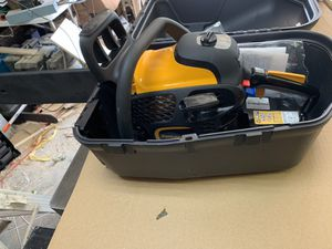 "Poulain 18"" chain saw for Sale in Damascus, MD"
