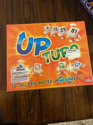 Up Turn board game for Sale in Belmont, MA