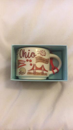"""Ohio """"Been There"""" Espresso Starbucks Mug for Sale in Bremerton, WA"""