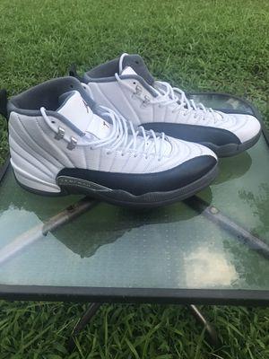 Jordan 12 grey for Sale in Cary, NC