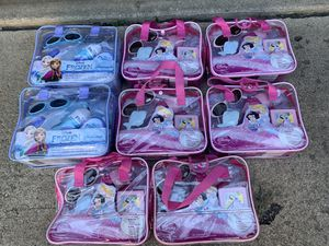 Eight Disney fishing pole Kit for a little girls for Sale in Columbus, OH