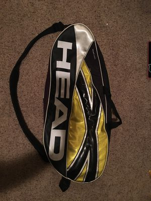 2-3 Racket Head Tennis Bag for Sale in Farmington, UT