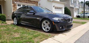 2014 BMW 535d Diesel M package Xdrive 95K miles for Sale in Raleigh, NC