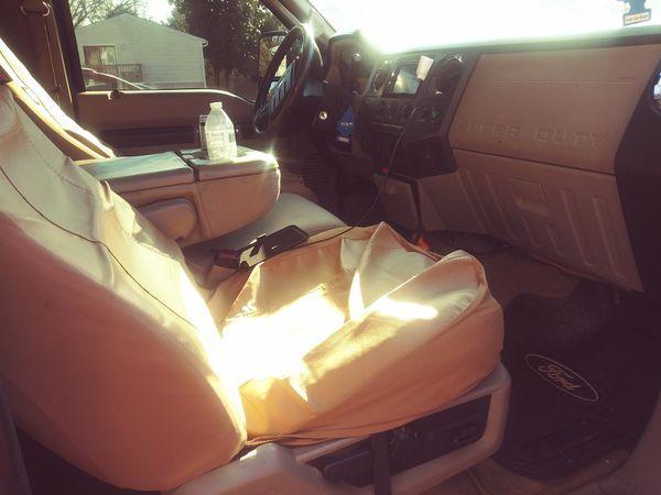 Vendo ford f250 super duty 2008 gasolina 4x4 automatic cama 8 pies de largo 224 millas
