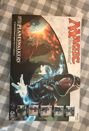 Magic The Gathering Arena of the Planeswalkers Board Game for Sale in Arlington, TX