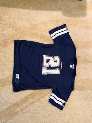 Zeke Elliot Jersey - Adult for Sale in Lewisville, TX