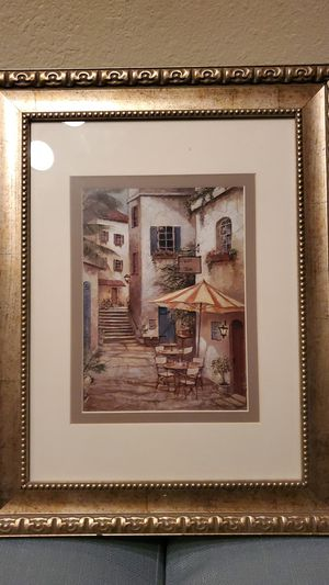 Cafe Painting for Sale in Huntington Beach, CA
