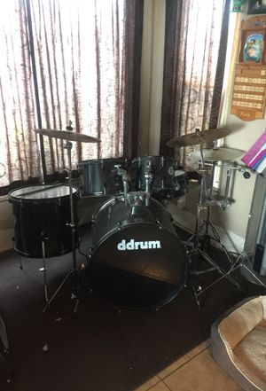 D2R drums 12inch 16 inch symbols for Sale in Las Vegas, NV