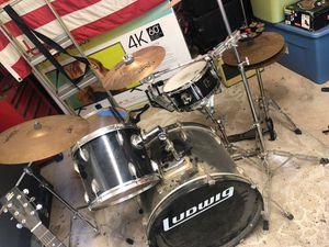Ludwig Drum Set for Sale in Marietta, GA