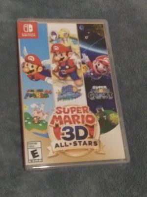 Super Mario 3D All Stars for Sale in Phoenix, AZ