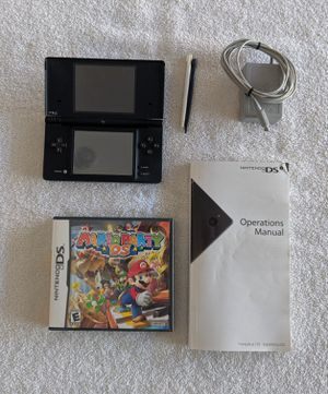 Nintendo DSi with Mario Party for Sale in Las Vegas, NV