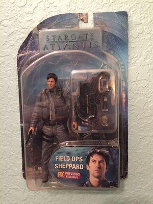 Stargate Atlantis Field Ops Sheppard for Sale in El Paso, TX