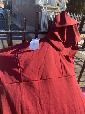 Burgundy dress for Sale in The Bronx, NY