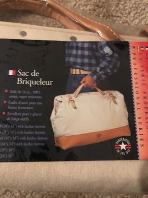 Nicholas mason bag - new for Sale in Richmond, VA