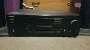 Onkyo reciever and speakers for Sale in Thornton, CO