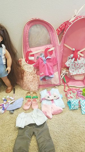 Our Generation doll and accessories for Sale in Sumner, WA