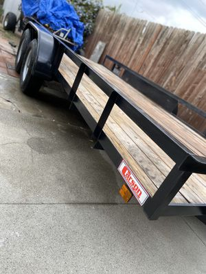 Carson Utility Trailer 16ft for Sale in Norwalk, CA