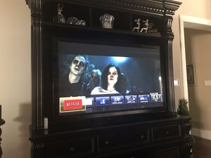 "60"" Panasonic smart television. for Sale in Colleyville, TX"