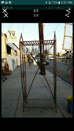 Heavy duty metal closet for Sale in Los Angeles, CA