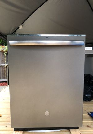 GE Slate Top Control Dishwasher for Sale in Detroit, MI