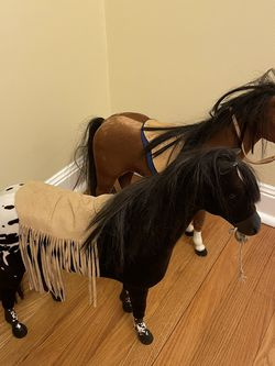 2 American Girl Doll Horses for Sale in North Riverside,  IL