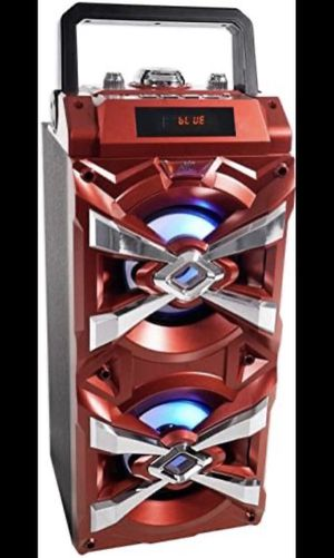 X tower Bluetooth speaker for Sale in Baltimore, MD