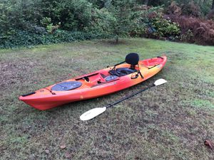 Kayak Tarpon 120 nearly new condition for Sale in Pillager, MN