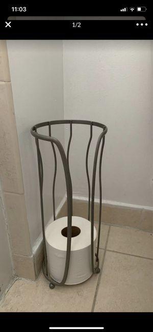 Toilet paper holder for Sale in Homestead, FL
