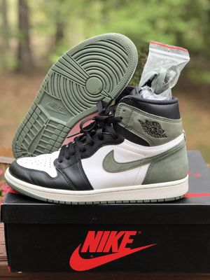 Jordan 1 Retro High Clay Green size 8 for Sale in Alexandria, VA