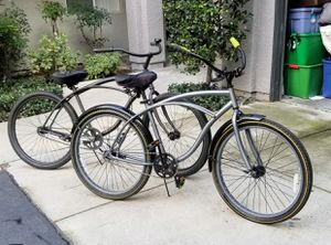 4 bikes for sale (2 cruisers, 2 mountain bikes) for Sale in Mission Viejo, CA