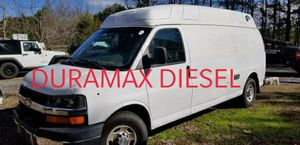 2011 chevy express 3500 diesel 6.6 Duramax for Sale in Suwanee, GA