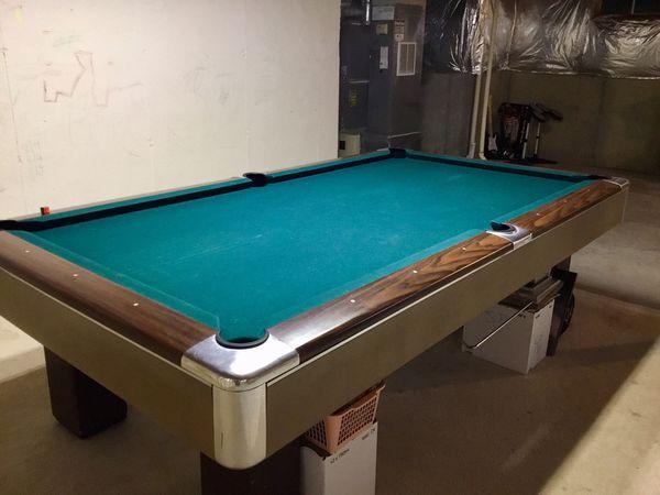 Pool Table - Gandy 8 ft 3 in