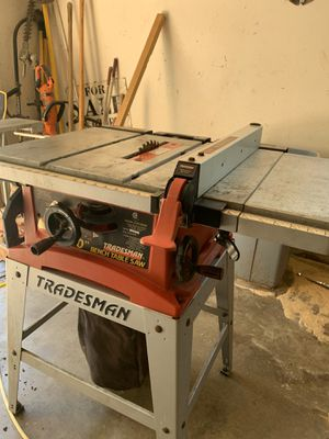 Table saw for Sale in Webster Groves, MO