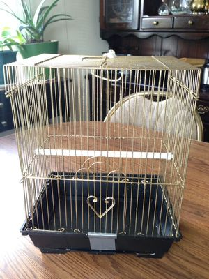 Small bird cage for Sale in Tewksbury, MA