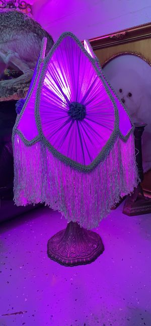 Antique Victorian shade lamp for Sale in Waynesboro, PA