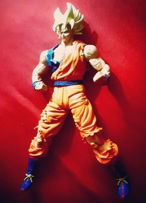 DBZ SS Goku collectable Movie edition for Sale in Alexandria, VA
