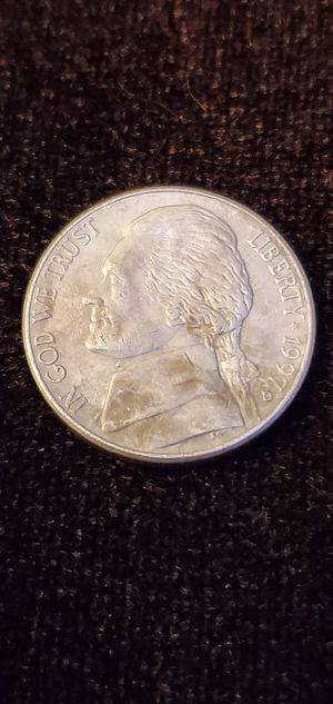 Rare 1997 D Jefferson Nickel for Sale in N REDNGTN BCH, FL