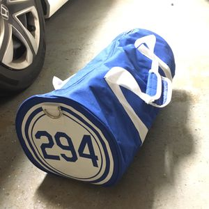 Pantone 294/Dodgers Duffle Bag for Sale in San Dimas, CA