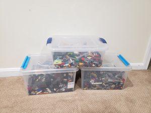 3 Bins Of Lego (Price Negotiable) for Sale in Alexandria, VA