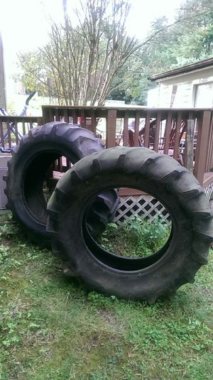 Gigantic tractor tires for flips and hammer hits for Sale in Sandston, VA
