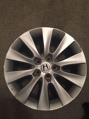 Honda Accord 2008-2012 Alloy Wheel Disc Rim 18x8 10 Spoke TE18A (TE1-A91) - OEM for Sale in Sugar Land, TX