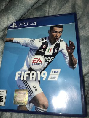 FIFA 19 PS4 for Sale in Takoma Park, MD